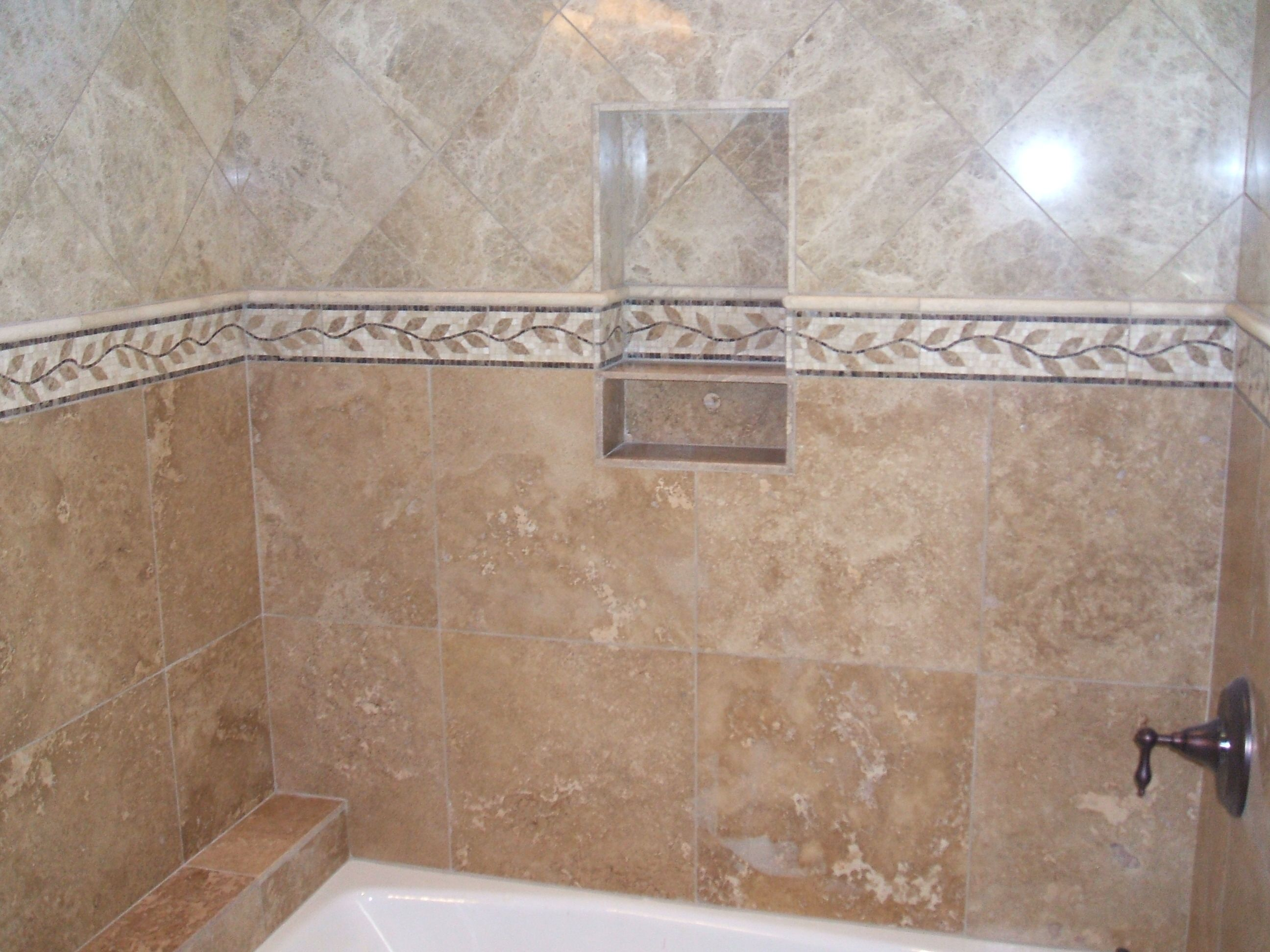 Shower Tile Ideas Master Bath Bathroom Ideas Bathroom Ideas Shower