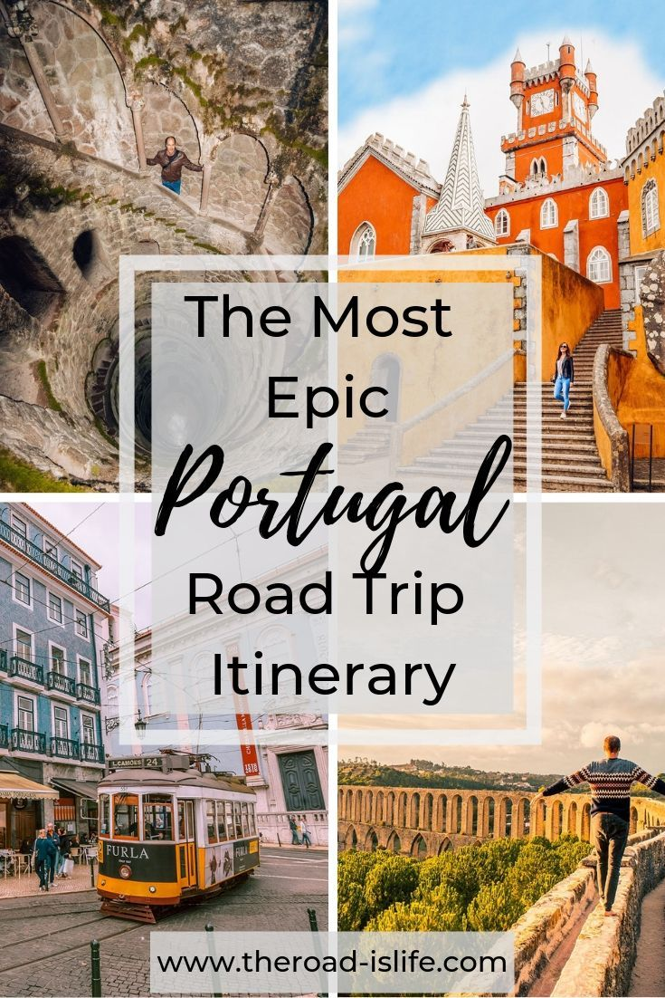From Porto to Lisbon: The Ultimate Portugal Road Trip Itinerary