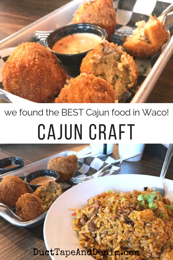 We Found The Best Cajun Food In Waco Craft Have You