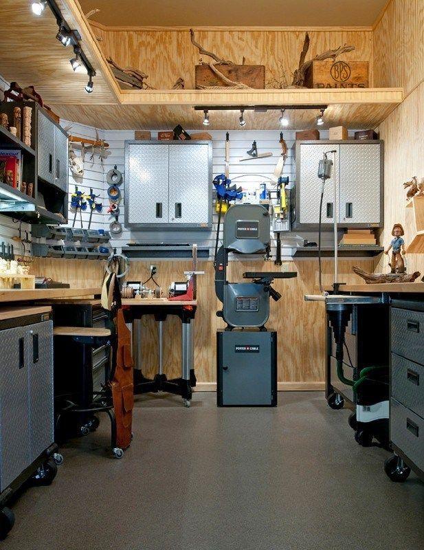 Photo of Awesome Garage Workshop Design-Ideen und Organisation Ihrer Träume-   Fantastis…