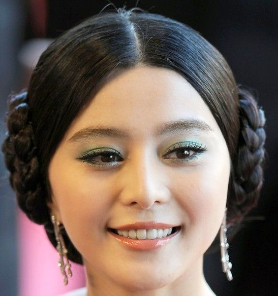 Image result for chinese braids