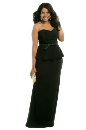 20 Plus Size Evening Gowns For Your Next Black Tie Event Prom