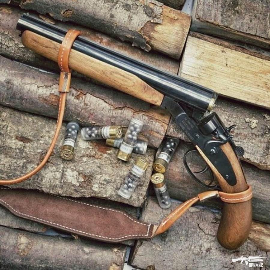 Фото ружье для выживальщика