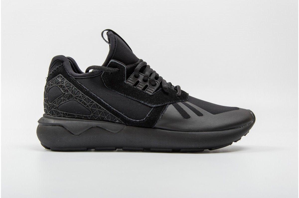buy popular 4c961 d8b67 adidas Tubular Runner W Black