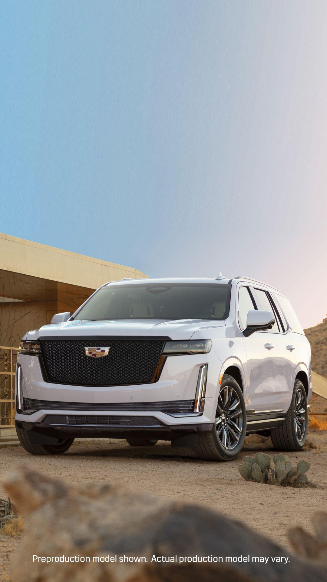 Pin On 2021 Cadillac Escalade Reveal