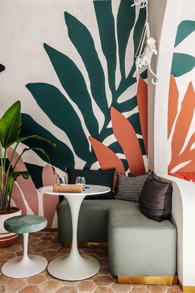 A Parisian Cafe in Singapore — Design Anthology