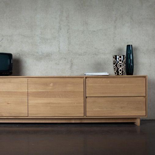 Billig Tv Mobel Massivholz Eiche Furnituredesigns Furniture