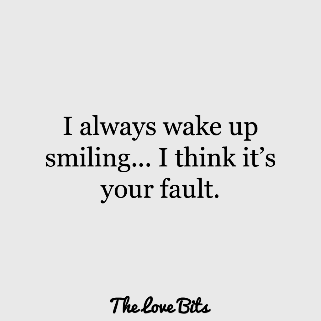 50 Cute Love Quotes That Will Make You Smile Thelovebits Make You Smile Quotes Your Smile Quotes Happy Quotes Smile