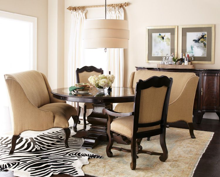 Dining Room Ideas, Dining Room Decor  Dining Room Design Ideas | Horchow
