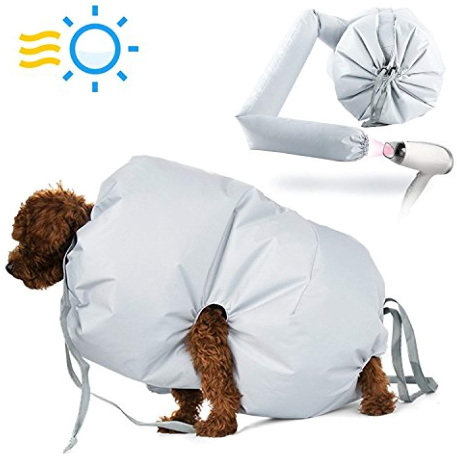 Dee Banna Pet Hair Drying Clothes Dog Dryer Drying Your Cat Dog In