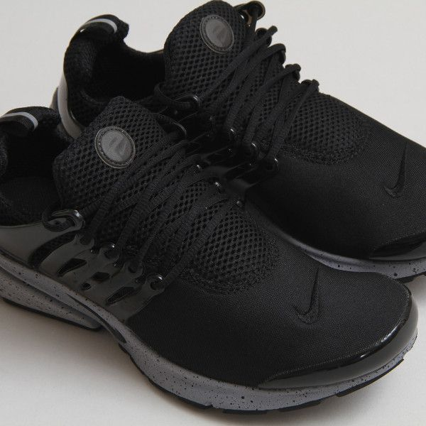 first rate 1708d 266fd Nike Air Presto Genealogy Of Free (Black Cement Grey) (5)