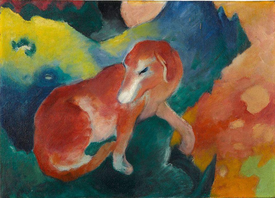 Картинки по запросу rote hund