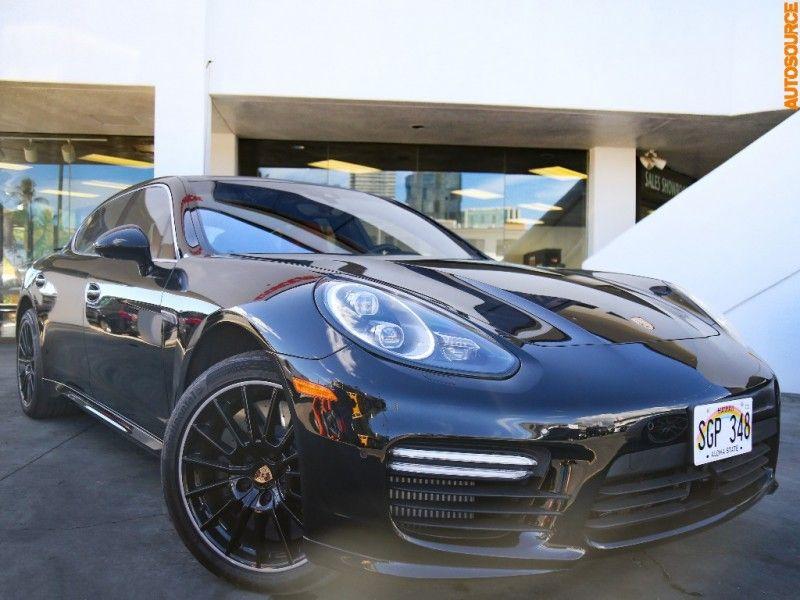 2015 Porsche Panamera 0