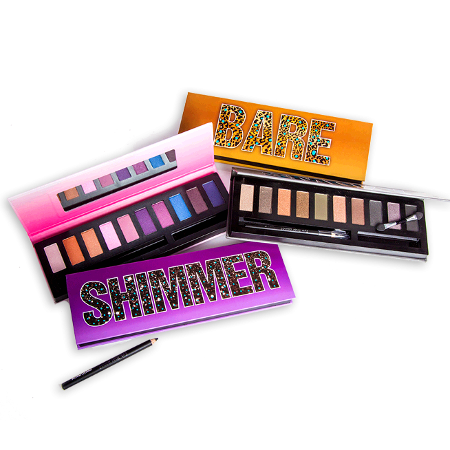 eye shadow palettes from Five Below. Gonna get the