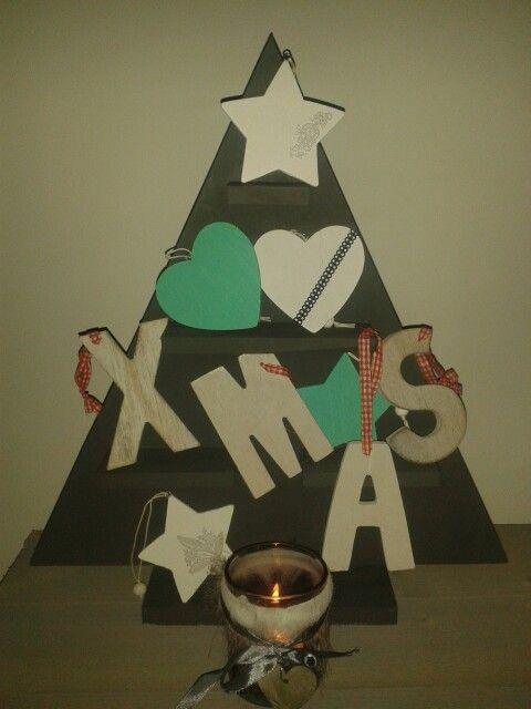 Kerst Kerstboom Letters En Vormen Schilderen Naar Eigen Gewenste Kleuren Kerst Kerstboom Kleuren