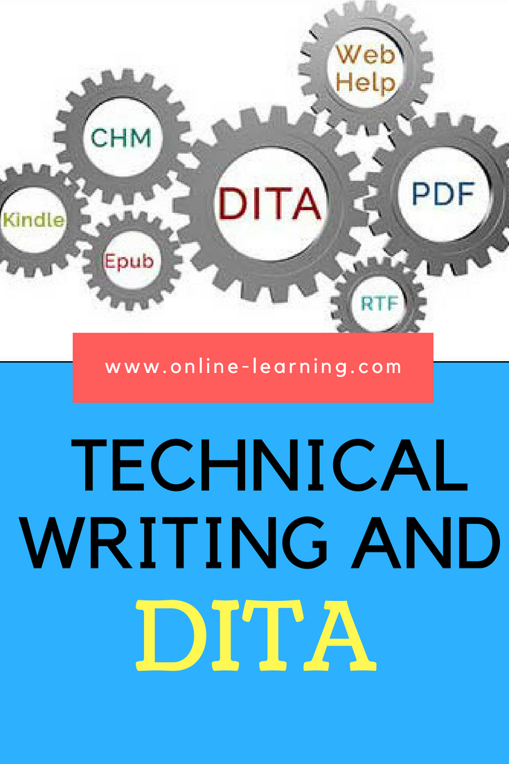 4e666bc71d9b Learning DITA is key to improving your technical writing skills!   technicalwriting  DITA