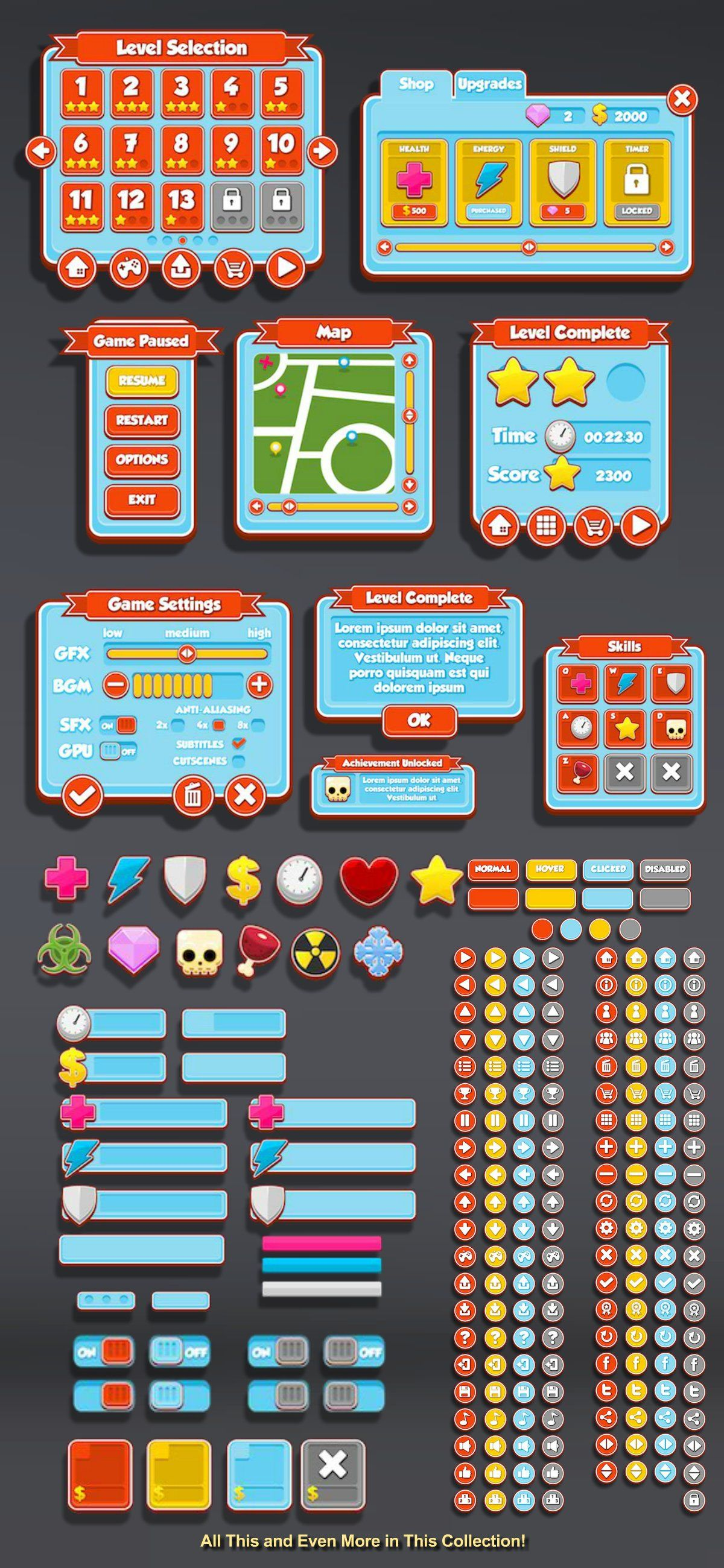 The Super Sprite Bundle: Royalty-Free Character Art for Games, Apps