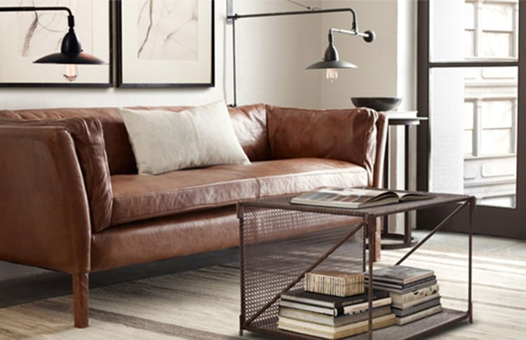 What Are The Pros And Cons Of Fabric Leather Sofas