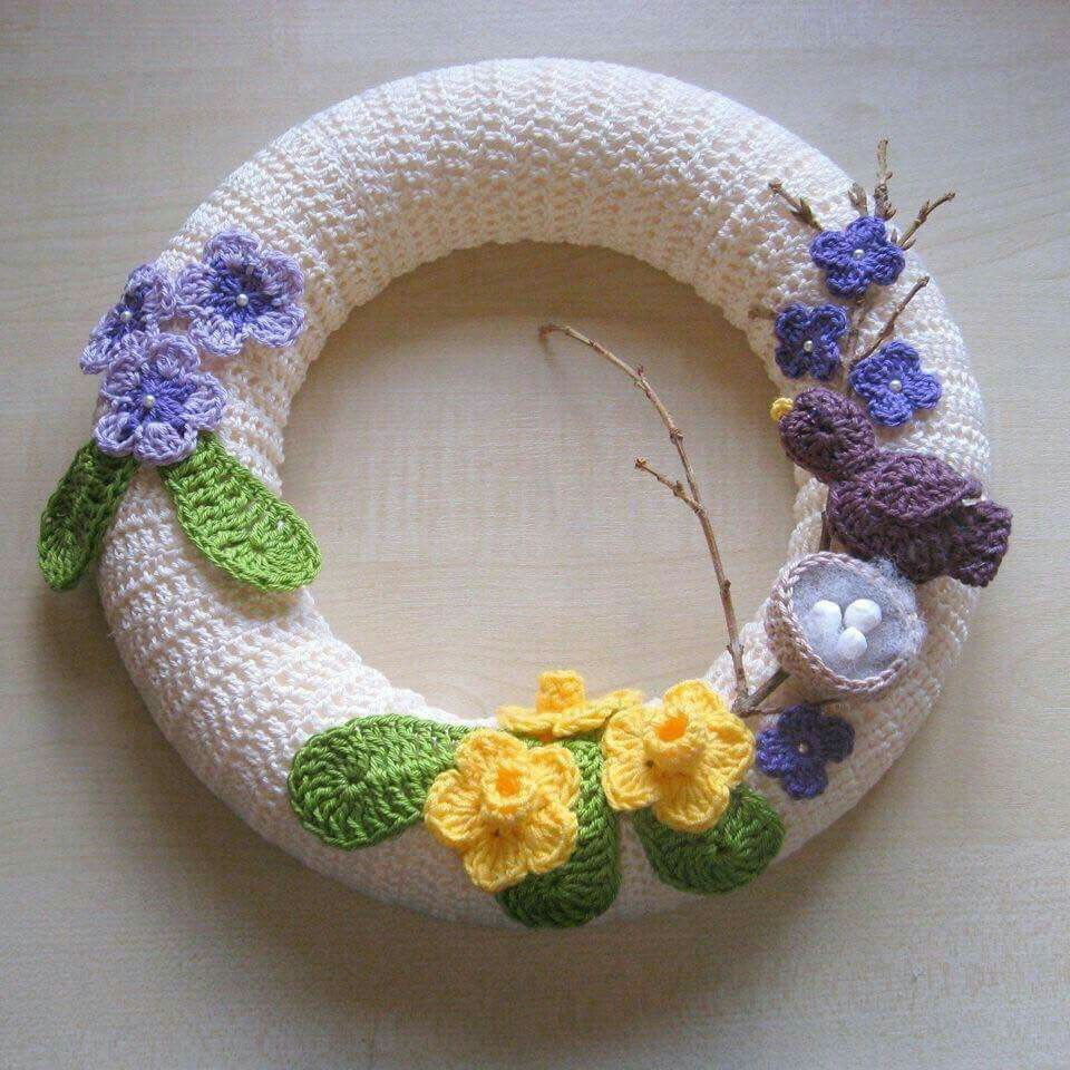 Pin By Alma Wancura On Crochet For Home Pinterest Hakeln Hakeln
