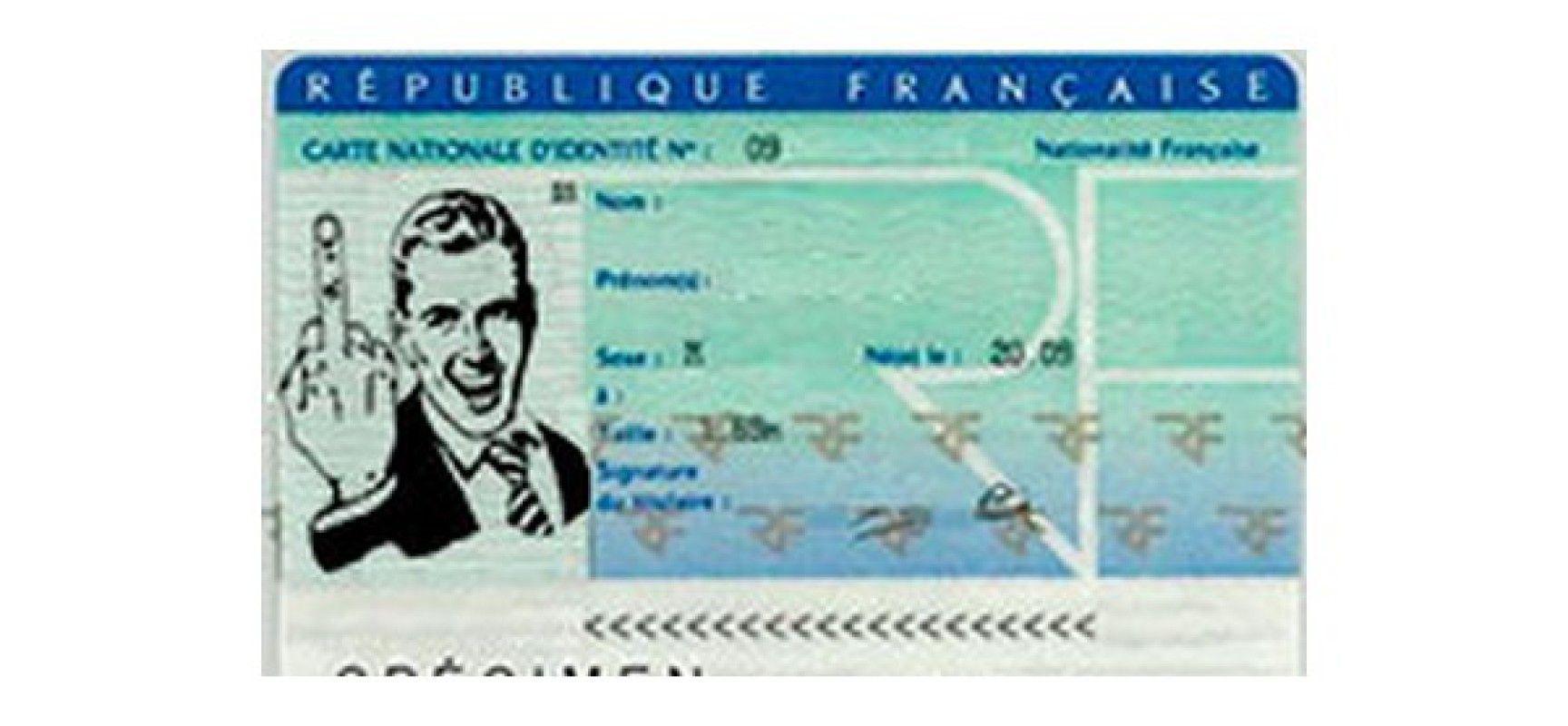 La Carte D Identite N Est Pas Obligatoire Carte D Identite
