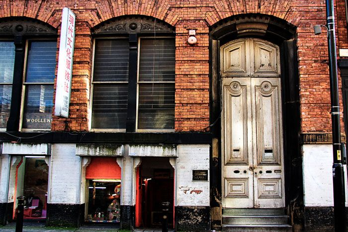 faulkner street door china town manchester andy thelwell & faulkner street door china town manchester andy thelwell | Art ...