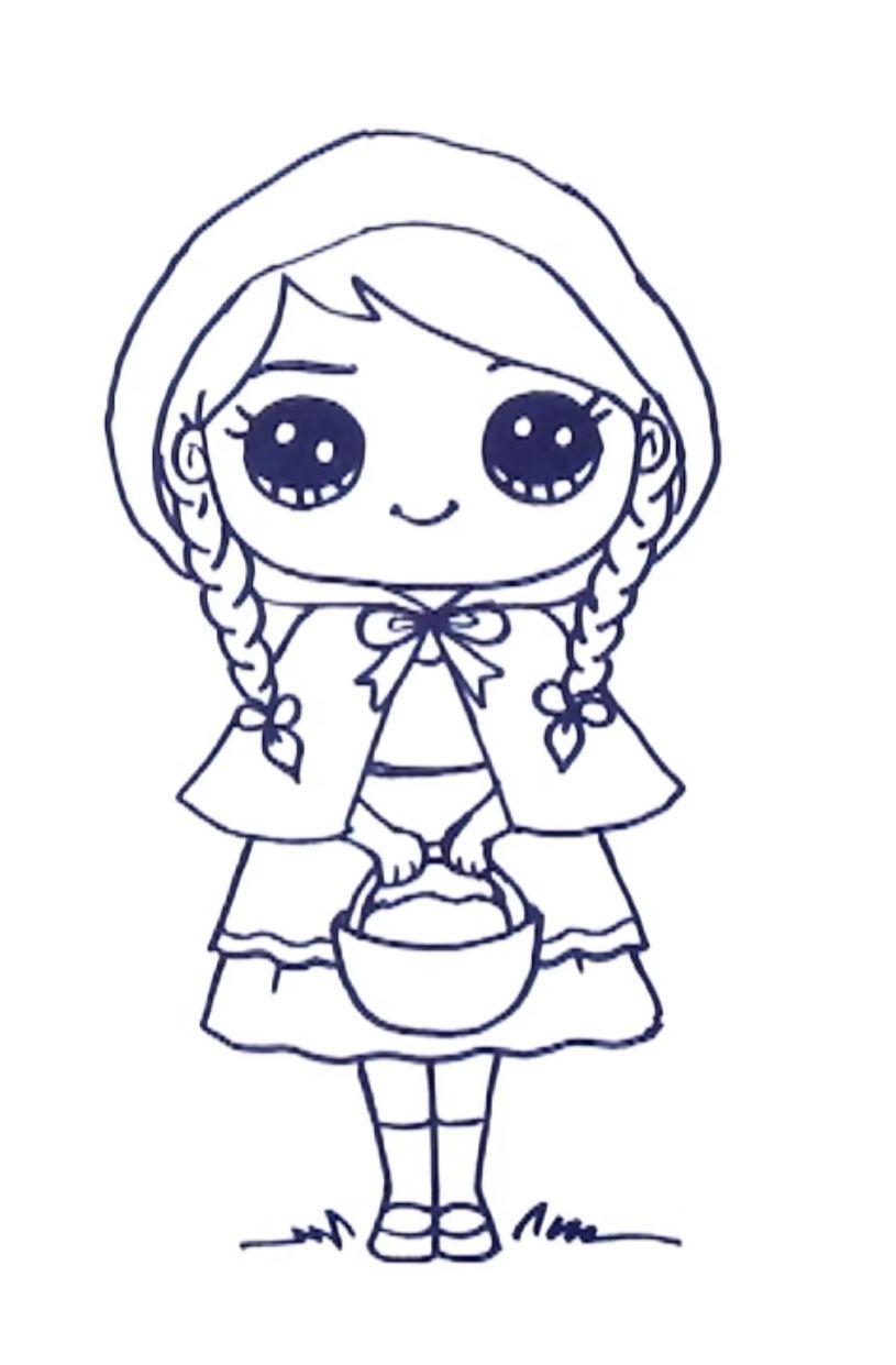 Pin By Maria Novoa On Draw I Said Cute Kawaii Drawings Kawaii Drawings Kawaii Girl Drawings