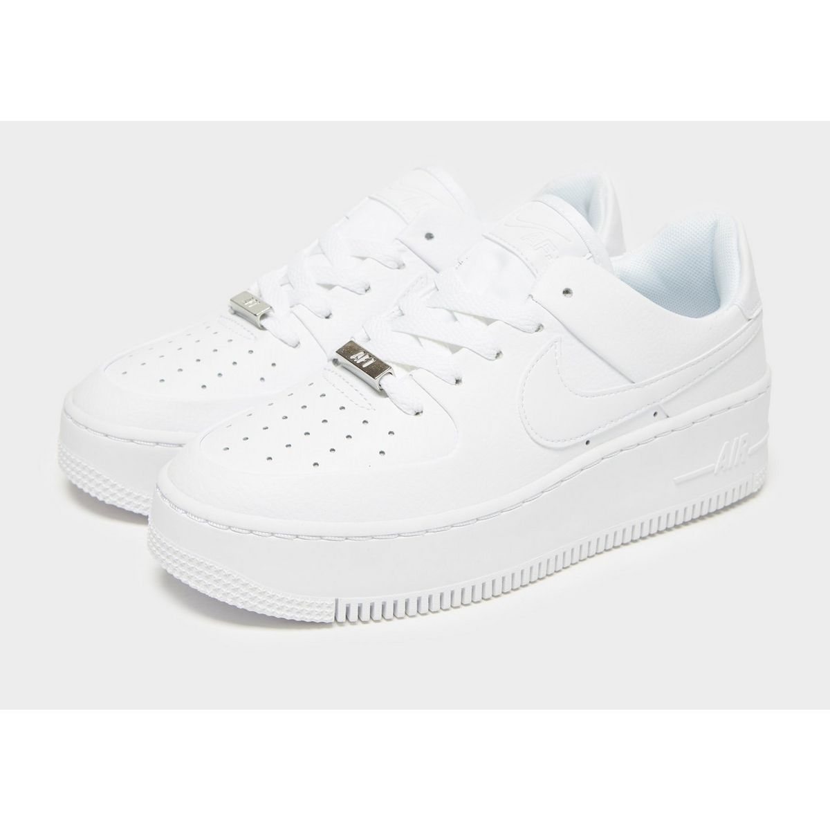 air force one femme blanc et rouge
