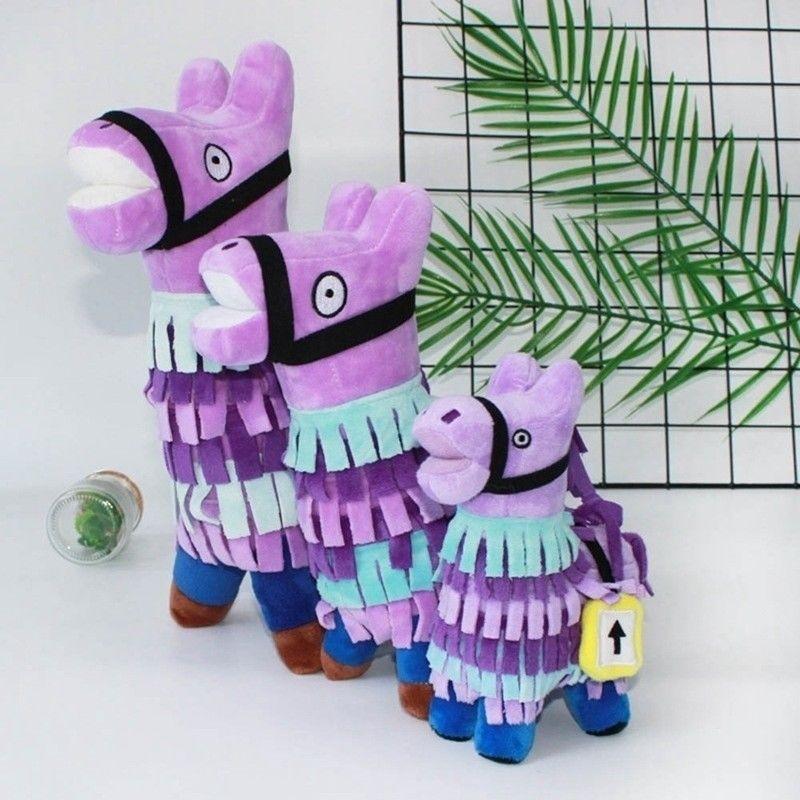 Fortnite Llama Plush Toys Game Alpaca Horse Stash Llama Stuffed Toy