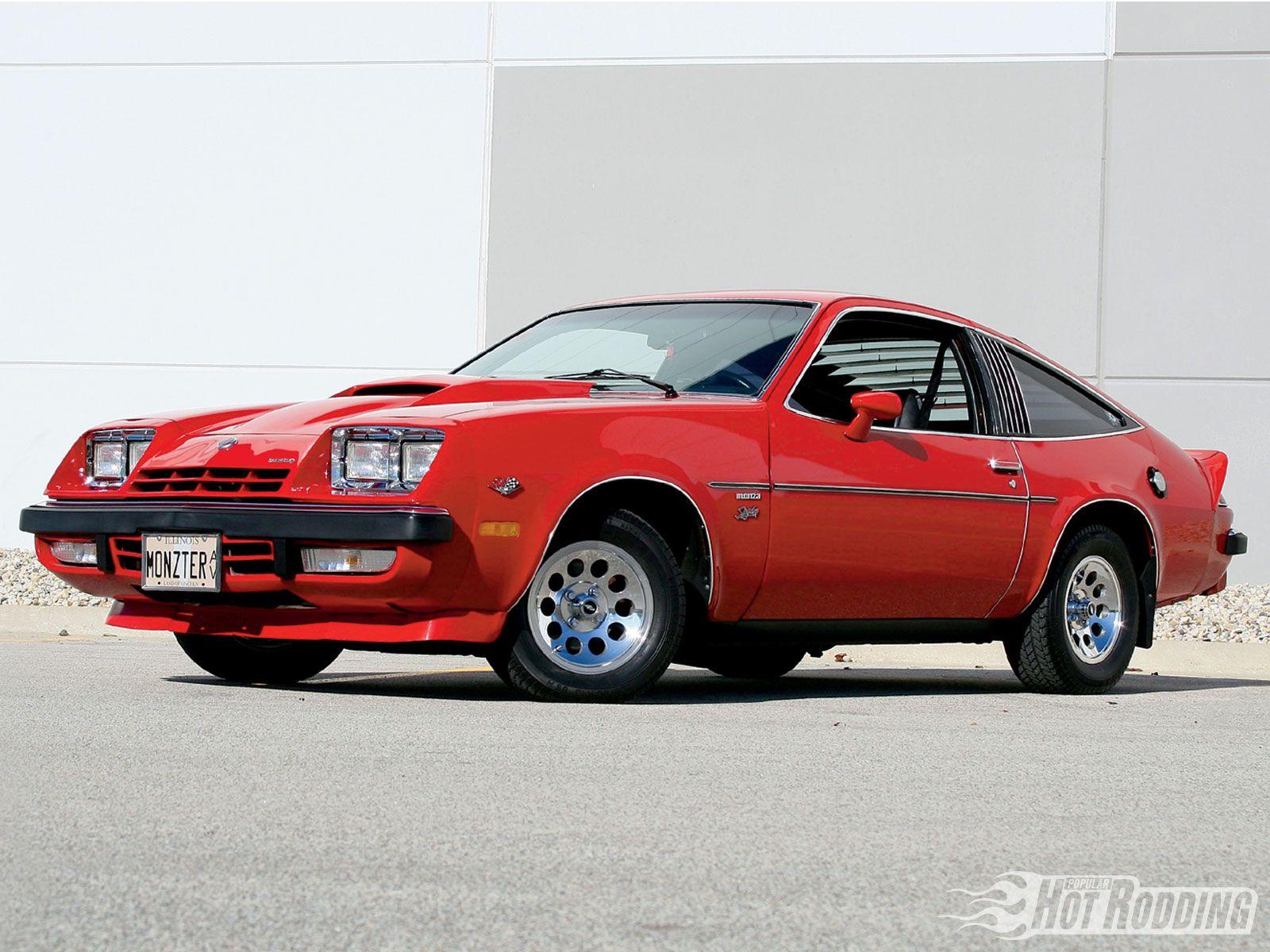 1977 Chevrolet Monza 16 Chevrolet Monza Chevrolet Classic