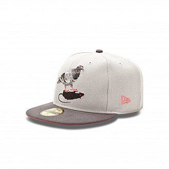 Pigeon Rat Black 59FIFTY