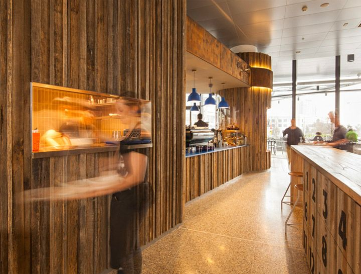 cafes cafenatics by zwei interiors architecture melbourne store