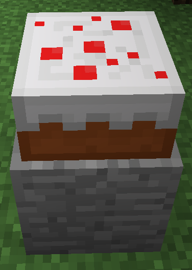 How To Make A Cake In Minecraft Minecraft Birthday Cake How To