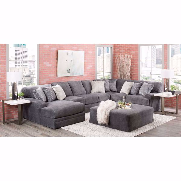 Mammoth 3 Piece Sectional With Laf Chaise 3 Piece Sectional Furniture Home Decor