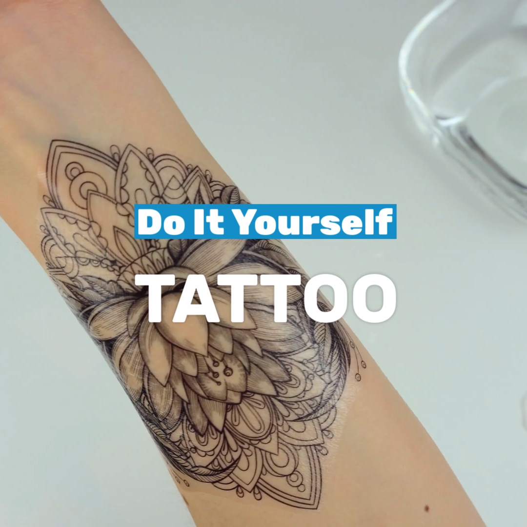 Do It Yourself TATTOO