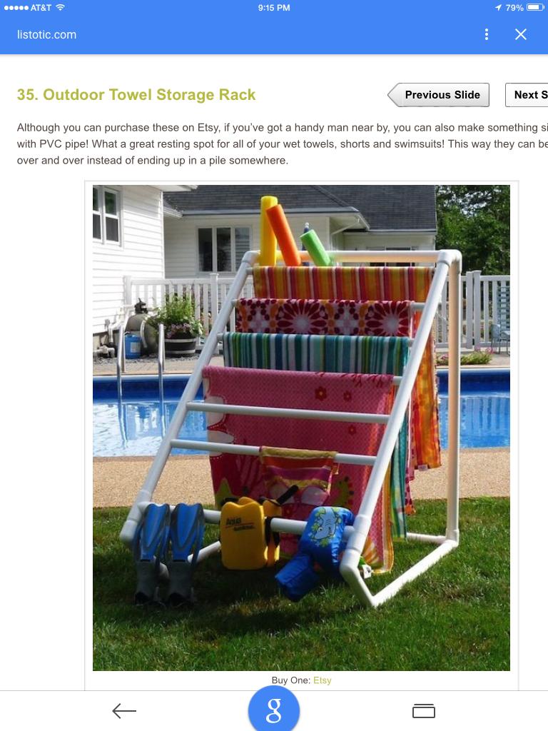 Pin by Jen FryStumpf on Organization Easy backyard diy