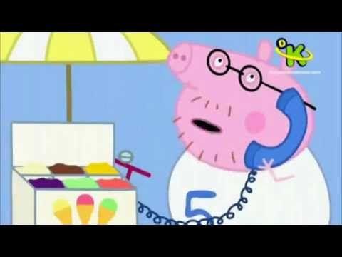 Peppa Pig novos episodios 2014! - YouTube