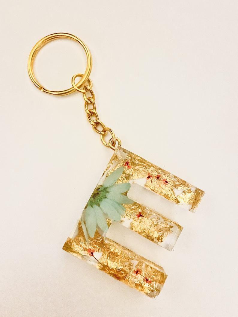 Resin Keychains