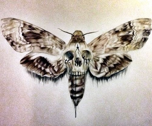 Keep Silence Moth Tattoo Tattoos Body Art Tattoos