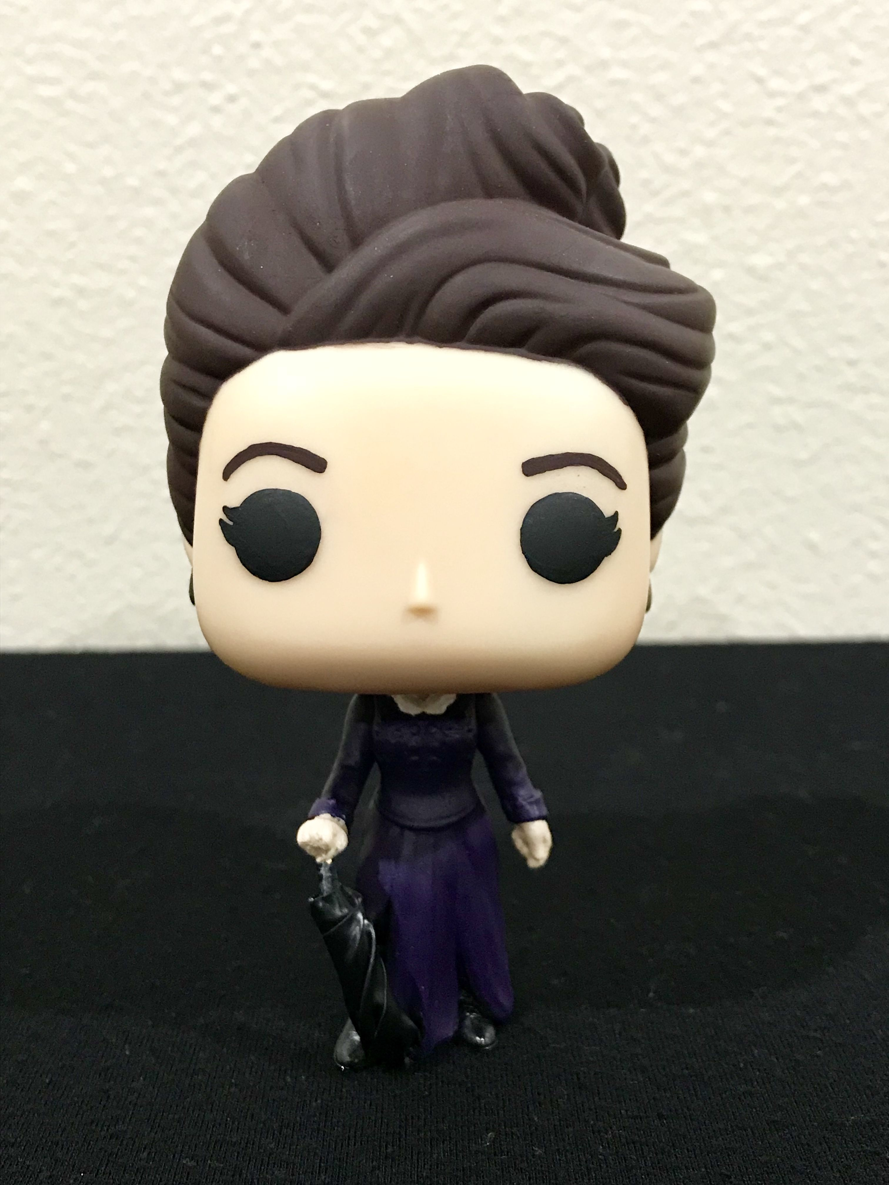 Édition limitée Doctor Who-Missy-Collector Figurine-Violet