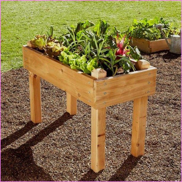 diy-raised-garden-beds-on-legs.jpg 614×614 pixels (With ...