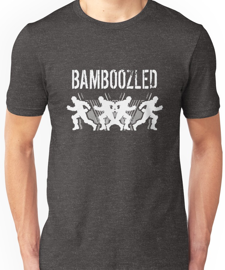 a27d25d041711 Apex Legends - Mirage Bamboozled Unisex T-Shirt