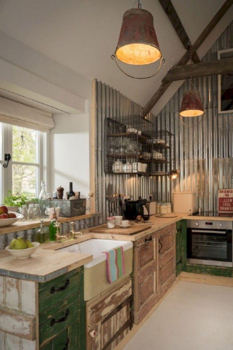 26 Cheap Rustic Farmhouse Kitchen Ideas On A Budget Rustic