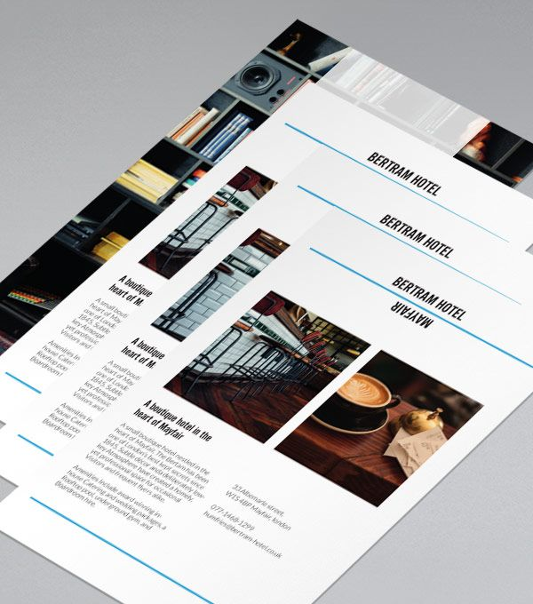 Browse Half Page Flyer Design Templates MOO (United States