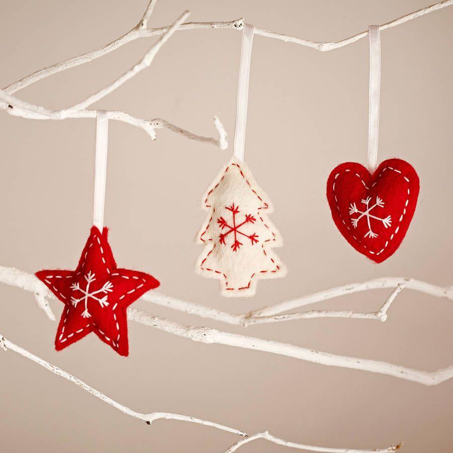 Decoration Christmas Tree Stars Crystal Icicles For Christmas Trees ...