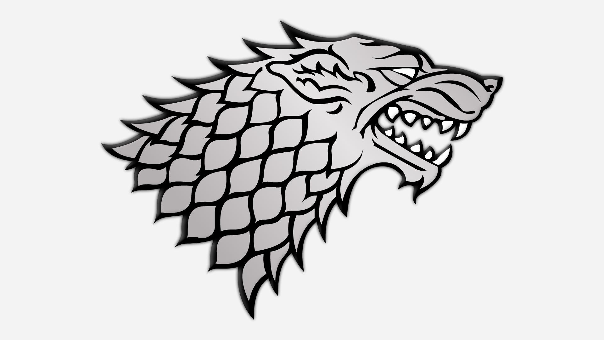 Game Of Thrones Stark Symbol House Stark Symbol By Yurtigo On Deviantart House Stark Sigil Stark Sigil Game Of Thrones Art