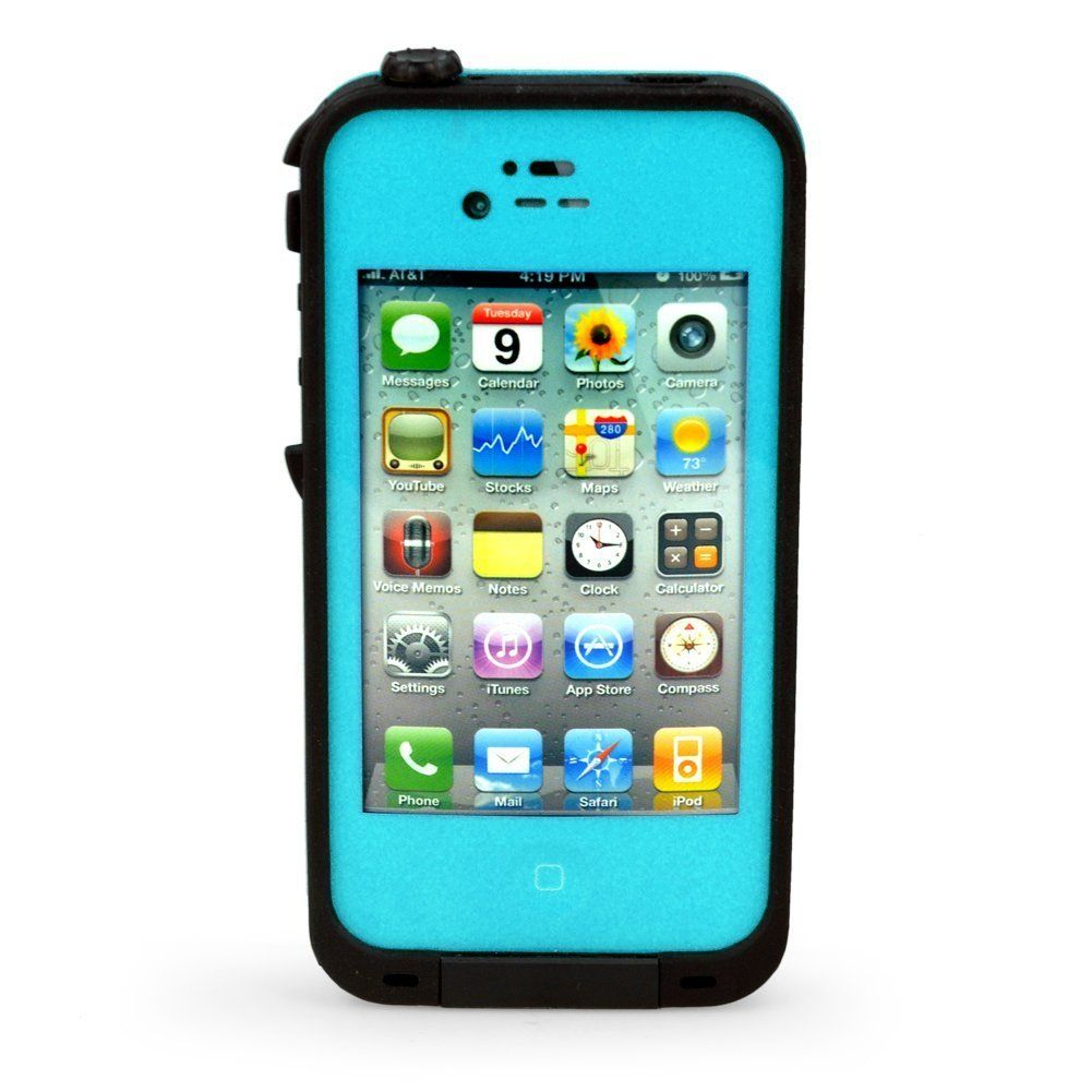 Waterproof Shockproof Dirtproof Snowproof Protection Case