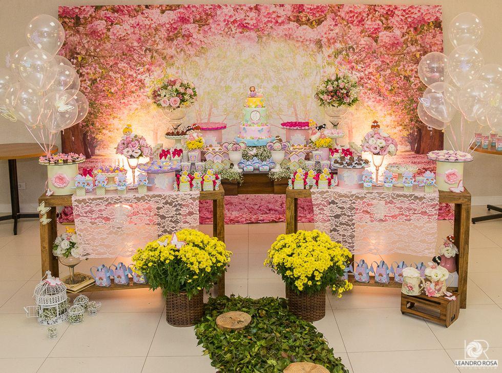 decoraç u00e3o fadas eid decor Jardim de fadas, Festa jardim encantado, Festa tema jardim -> Decoração De Aniversario Jardim Encantado Das Borboletas