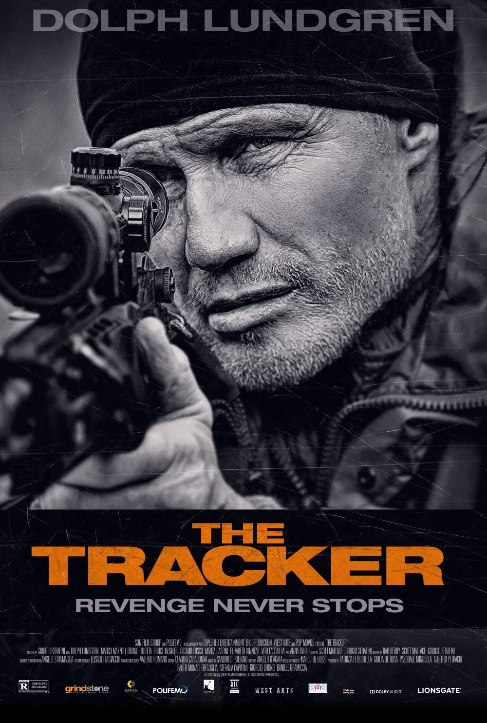 The Tracker movie trailer and poster https//teaser