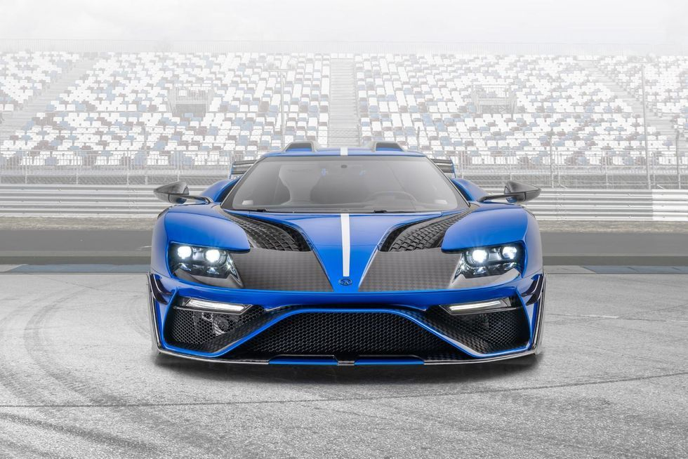 Mansory S Ford Gt Has 700 Hp Looks Awful In 2020 Ford Gt Ford