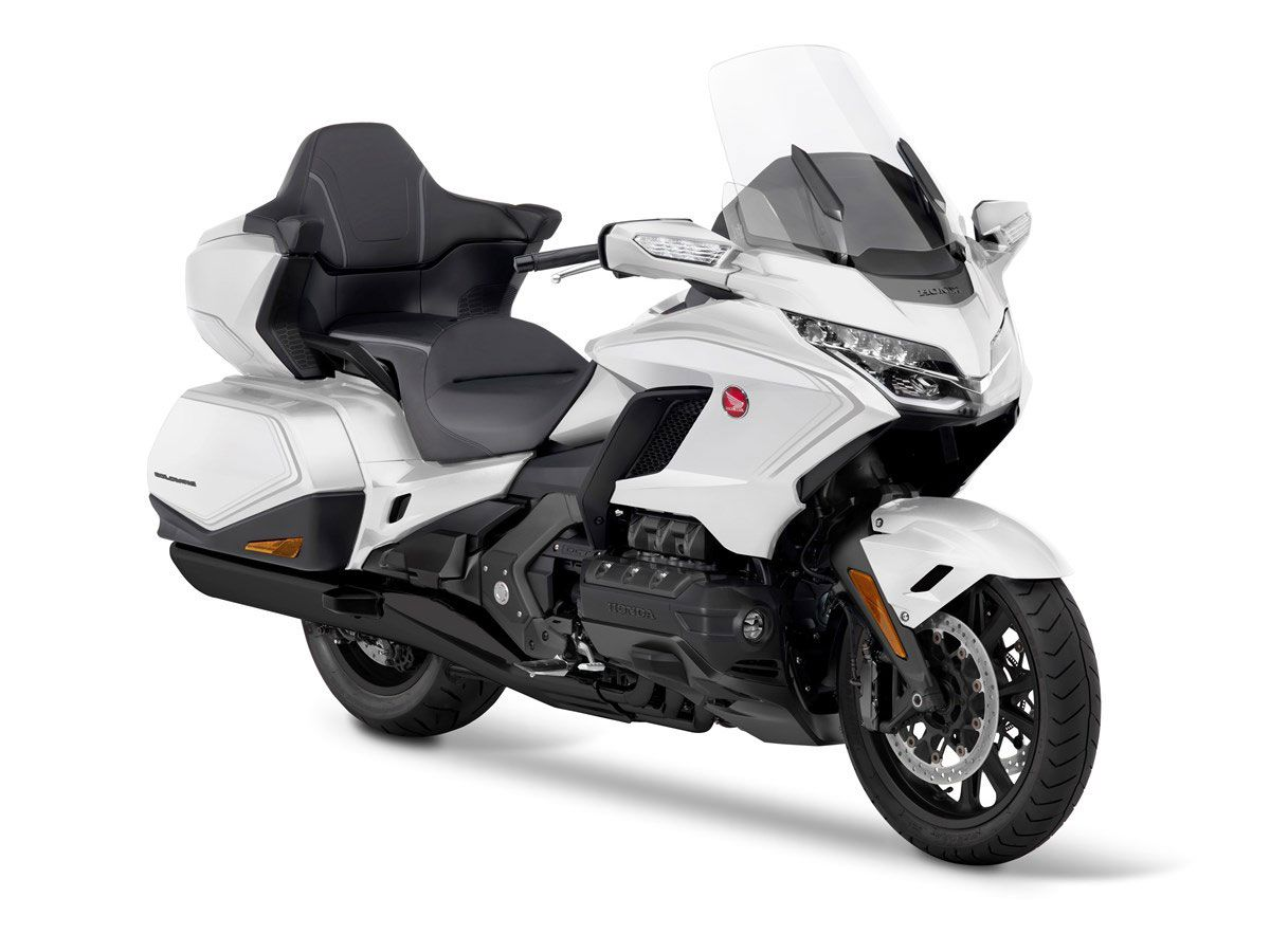 Revised Honda Goldwing 2020 Price And Availability By 2020 The Goldwing Receives Updates To The Injection And Dct To Furt In 2020 Goldwing Tokyo Motor Show Honda